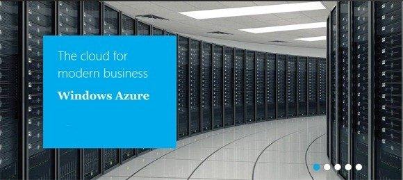 Windows Azure Microsoft's Cloud Platform