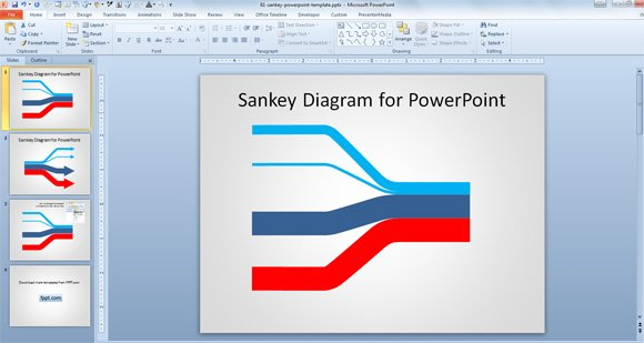 Sensational Create Sankey Diagrams In Powerpoint With Free Template Wiring Digital Resources Cettecompassionincorg