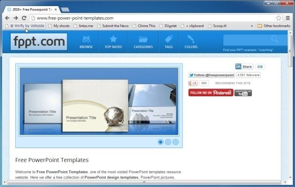 FPPT Website