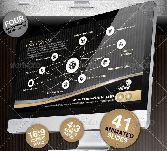 Graphicriver provides amazing keynote and powerpoint templates toneelgroepblik Gallery