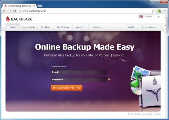 Online Backup & Data Backup Software