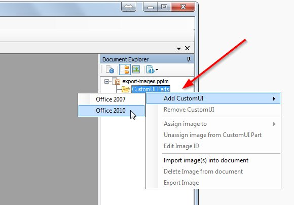 How to Create a PowerPoint 2010 Add-In using VBA with Custom