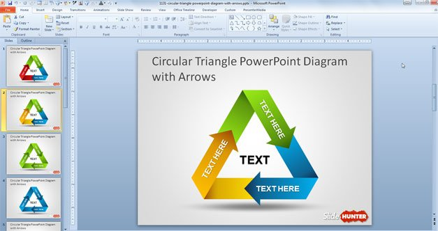 top free websites where to download microsoft templates, Modern powerpoint