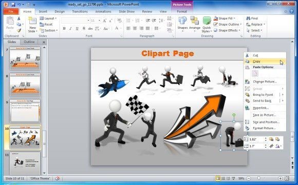 Create Business Performance PowerPoint Presentations With ...