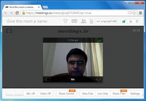Conduct Video Conferences Without Sign Up