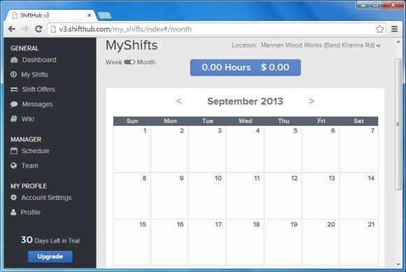 makes staff scheduling easy and increase clientele with shifthub