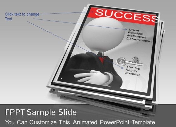 Animated magazine template for powerpoint presentations toneelgroepblik Images