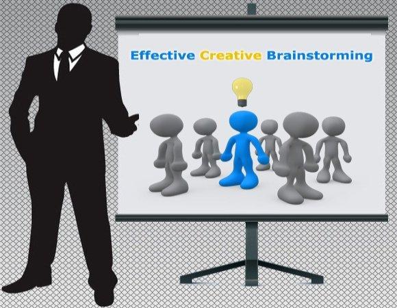 Effective Creative Brainstorming