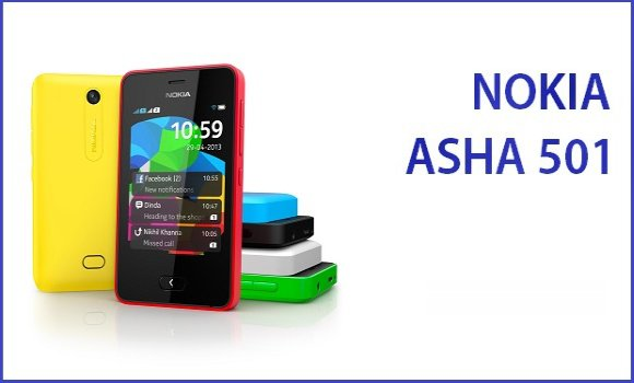 Nokia Asha 501 With MS Office Support