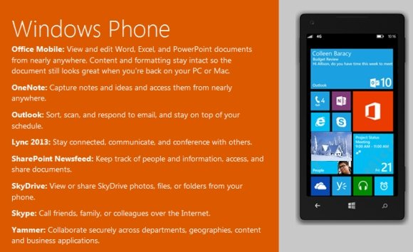 Getting Started With Office Mobile On Windows Phone