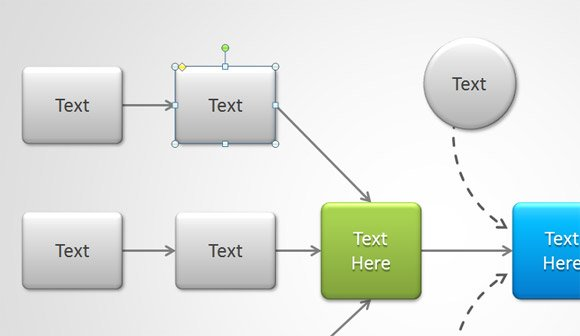 ultimate tips to make attractive flow charts in powerpoint process flow diagram and process flow chart