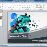 3d animations solve 3d cube puzzle templates for powerpoint toneelgroepblik Image collections