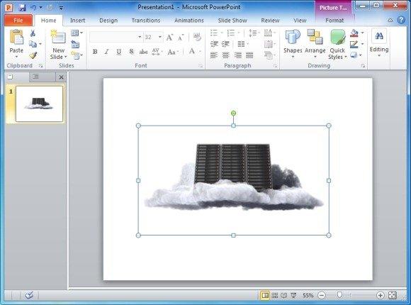 Cloud Computer Server