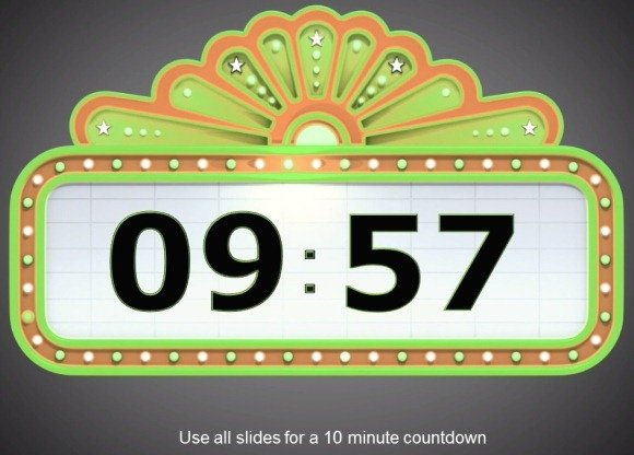 Awesome countdown powerpoint templates countdown timer powerpoint template toneelgroepblik Choice Image