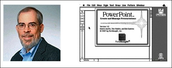 Early Development of PowerPoint