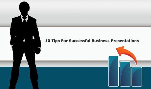 Successful business presentations templates