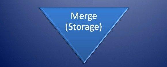 Merge Symbol