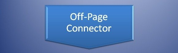 Off-Page Connector Symbol