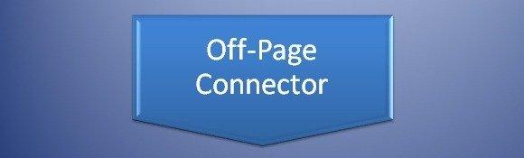 Off-Page Connector Symbol
