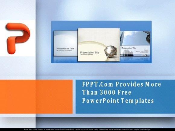 PowerPoint Slide Show Converter Slideshow