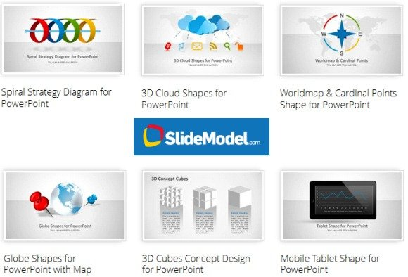 Slidemodel provides the best powerpoint diagrams, maps and templates.