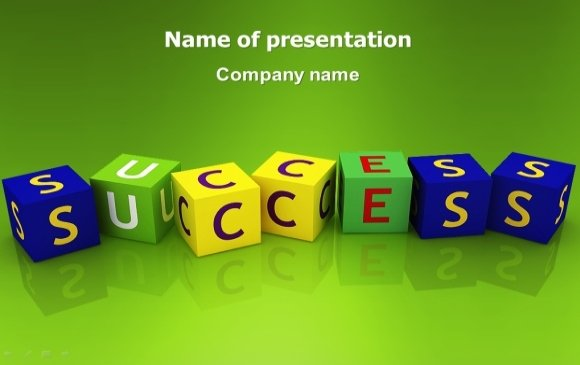 Pptstar provides amazing presentation templates for powerpoint and success presentation template by pptstar maxwellsz