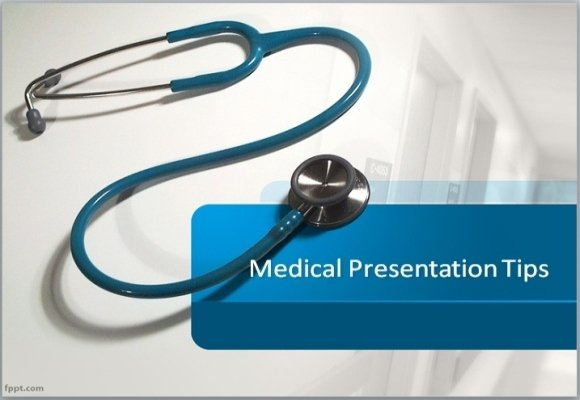 important tips for medical presentations