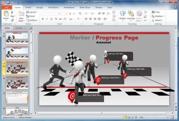 Unduh 640+ Background Power Point Racing Terbaik