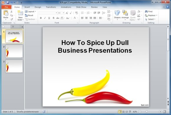How To Spice Up Dull Subject Presentations