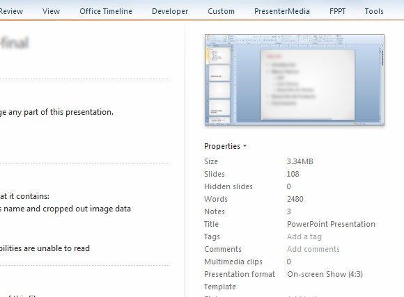 word powerpoint online