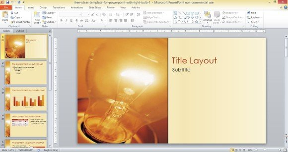 free-ideas-template-for-powerpoint-with-light-bulb-1