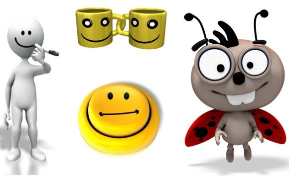 Cool Pictures And Smiley Face Clipart For Powerpoint Presentations