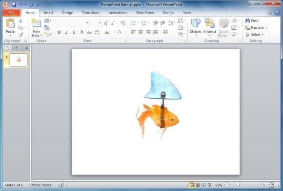 Goldfish Swimming Threatn Icon