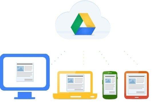 Google Drive Web App