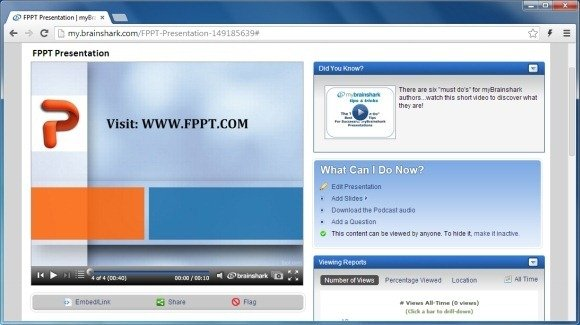create pdf from powerpoint online free
