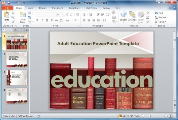 Best educational powerpoint templates educational template for powerpoint toneelgroepblik Gallery