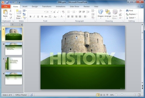 Best educational powerpoint templates history education powerpoint template toneelgroepblik