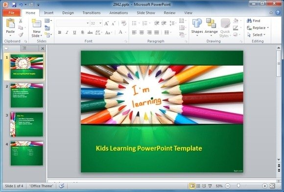 powerpoints for kids