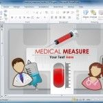 Caduceus symbol medical powerpoint template medical powerpoint template toolkit toneelgroepblik Gallery