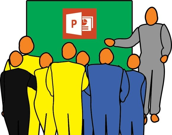 Using PowerPoint for Motivation at Workplace