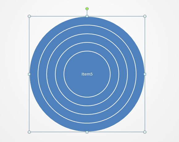 How to create concentric circles in powerpoint ccuart Image collections