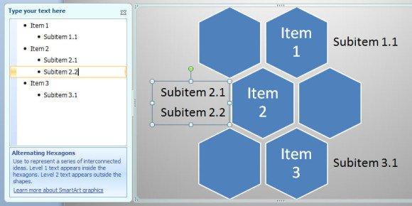 How to make a honeycomb diagram in powerpoint toneelgroepblik Images