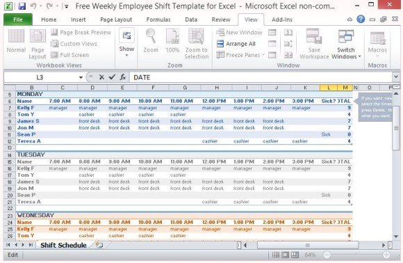 excel template for scheduling employees koni polycode co