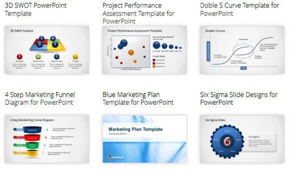 Impressive powerpoint template designs that will blow you away amazing business powerpoint templates toneelgroepblik Gallery