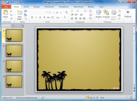 Page Borders For Powerpoint Presentations .