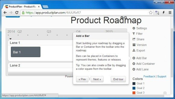 Create Product Roadmap With Product Plan