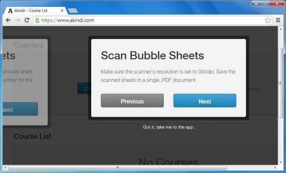 Forget Scantron Systems, Try Akindi To Effortlessly Grade Papers