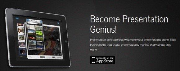 Slidepocket powerpoint like ipad presentation app with templates slide pocket toneelgroepblik Gallery