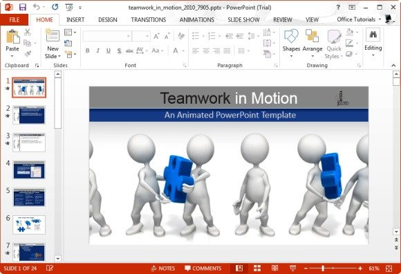 powerpoint on teamwork - gse.bookbinder.co, Modern powerpoint
