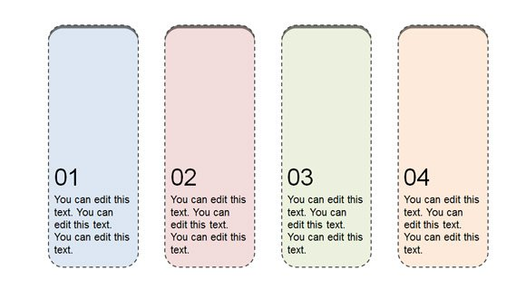 How to make a printable bookmark template for powerpoint for Bookmark printing template